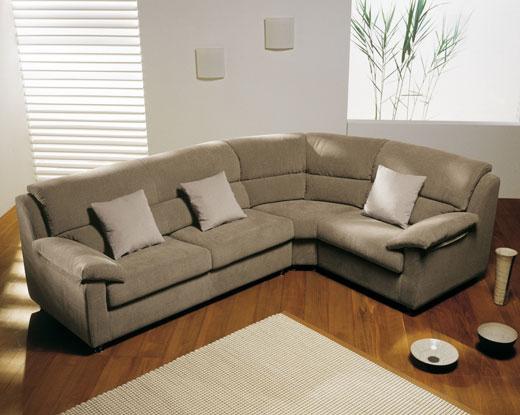 Divani ad angolo helios divani d 39 autore by salotti ursella - Divano angolo letto ...
